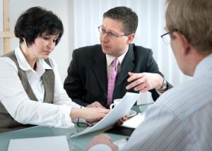 Beratung durch einen Anwalt bei Vorfälligkeitsentschädigung