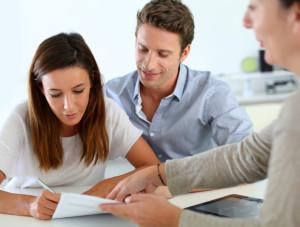 Darlehen mit Zinsbindungsfrist unterzeichnen