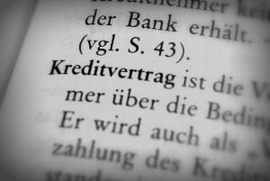 Der BGH entschied: Ankreuzoptionen dürfen in den Kreditvertrag!