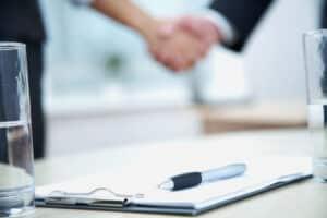 Eine Vorfälligkeitsentschädigung ist für gewerbliche Darlehen auch möglich.