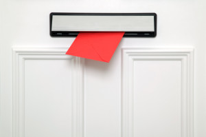 Der Widerruf der Lebensversicherung kann per Post erfolgen.