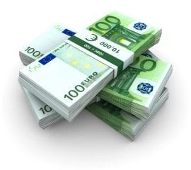 Wie hoch die für Ihre Rentenversicherung fällige Auszahlung ist, hängt u.a. von Ihrem Verdienst ab.