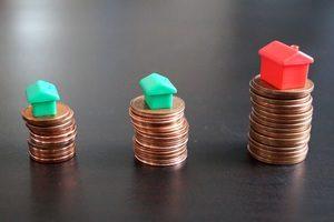 Beim Bausparvertrag sind hohe Sparzinsen erstrebenswert.
