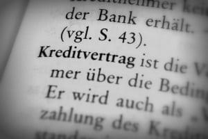Welche Banken bieten zu welchen Konditionen einen Kredit an?