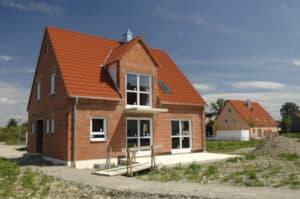 Ein Forward-Darlehen wird häufig zur Baufinanzierung genutzt.