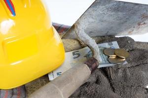 Gesetzliche Rentenversicherung: Der Beitrag beträgt aktuell 18,6 Prozent des Arbeitseinkommens.