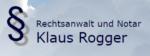 Rechtsanwalt & Notar Klaus Rogger